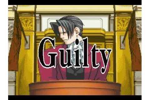 Phoenix Wright: Ace Attorney - Game Over (All Cases 1-5 ...