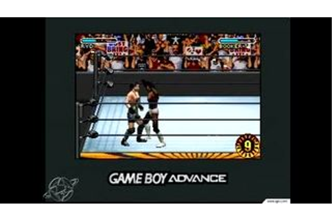 WWE Road to WrestleMania X8 - Game Boy Advance - IGN