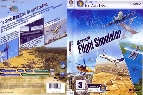 Game PC Flight Simulator X | PCGAMESCRACKZ