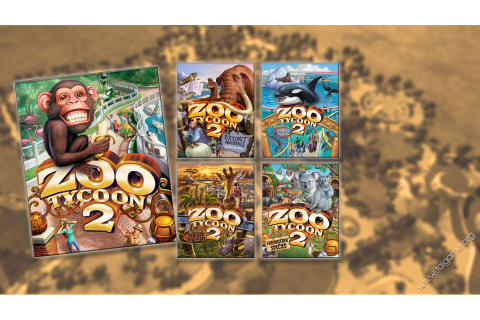Zoo Tycoon 2: Ultimate Collection - Download Free Full ...