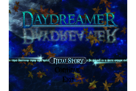 Daydreamer (Demo Released) | RPG Maker Forums