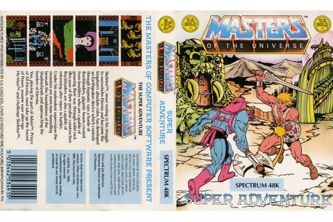 Masters of the Universe - The Super Adventure - World of ...