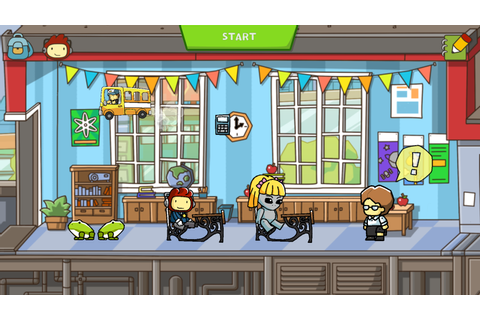 Scribblenauts Unlimited - Android Apps on Google Play