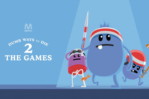 Скачать Dumb Ways to Die 2: The Games для Android