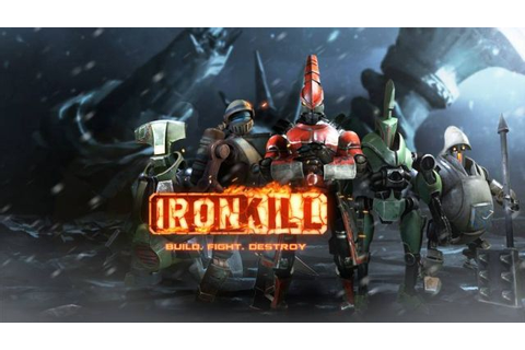 Ironkill: New Robot Battle game available on Mobile ...