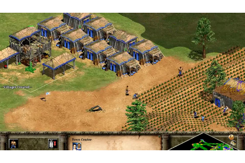 Age of Empires II: The Age of Kings - YouTube