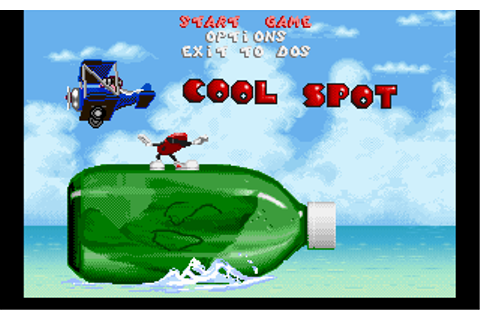 Cool spot | Old MS-DOS Games | Download for Free or play ...