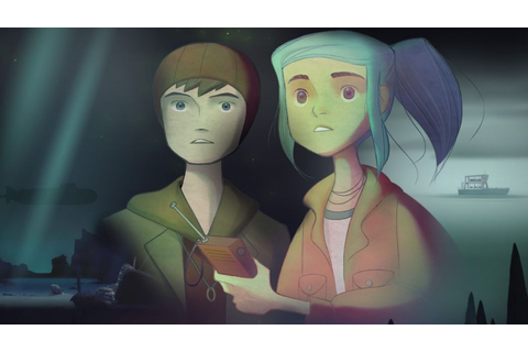 OXENFREE Game Review: Believable Dialogue From Dimension X ...