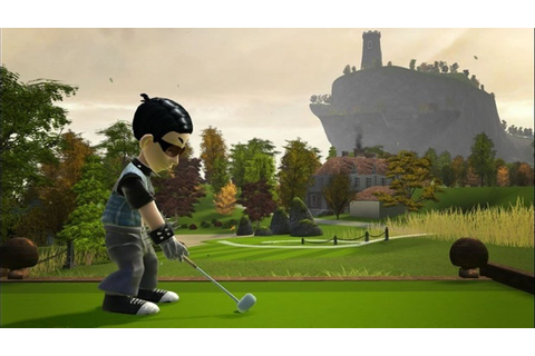 Golf: Tee It Up! News, Achievements, Screenshots and Trailers