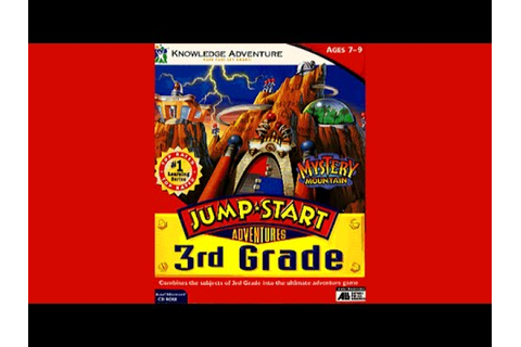 JumpStart Adventures 3rd Grade: Mystery Mountain (1996 ...