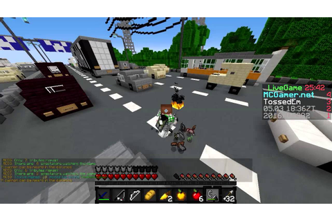 Minecraft Survival Games: Episode 68 - Cleanups and ...