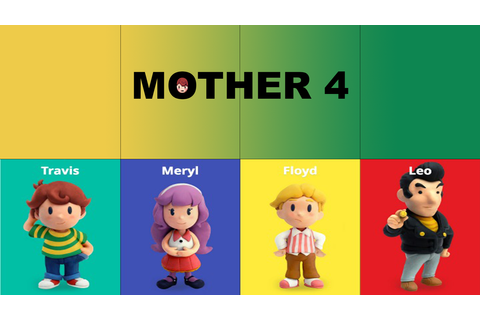 Mother 4 Game | www.imgkid.com - The Image Kid Has It!