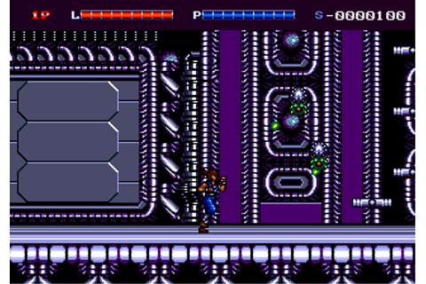 Download Shadow Blasters (Genesis) - My Abandonware