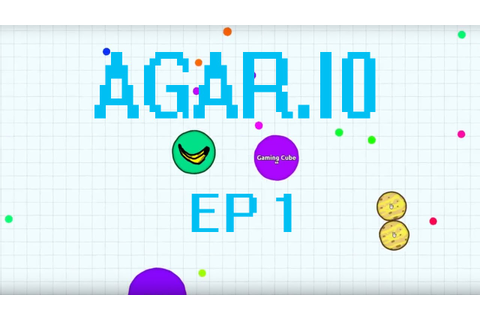 Agar.io Game Play 1 - YouTube