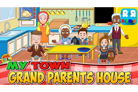 My Town : Grandparents (By My Town Games LTD) - New Best ...