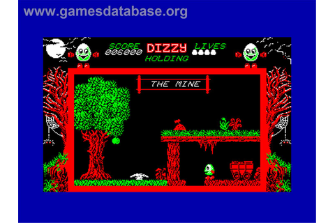 Dizzy: The Ultimate Cartoon Adventure - Amstrad CPC ...