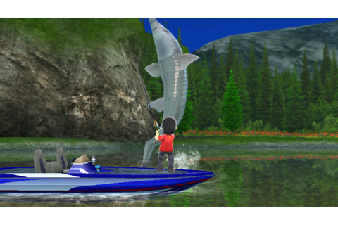 Wii Fishing Resort Wiki