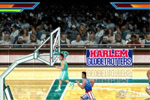 Harlem Globetrotters World Tour - Game Boy Advance - IGN
