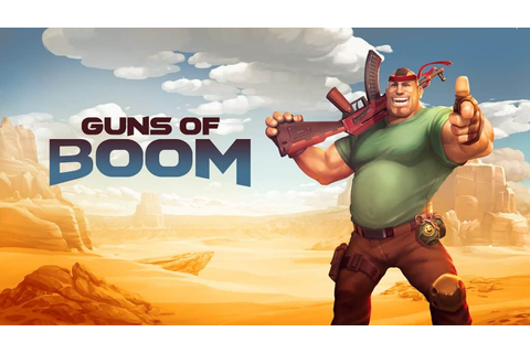 Guns of Boom for PC – Free Download