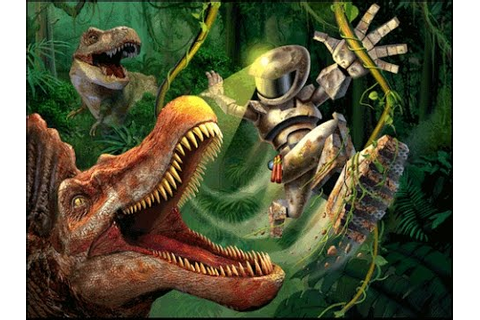 Jurassic Park III Dino Defender - Parte 2/2 Final - YouTube