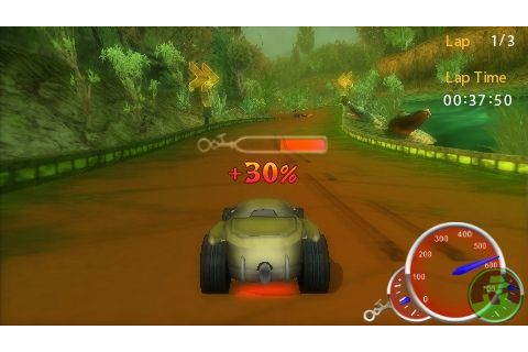 Hot Wheels Ultimate Racing ISO PPSSPP - isoroms.com