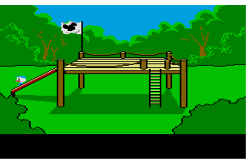 Download Donald Duck's Playground - My Abandonware