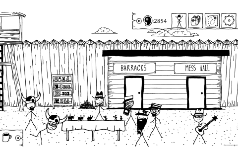 West of Loathing on Steam
