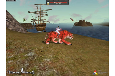 Martial Heroes PC Games Image 4/17, CRSpace, Game Entertainment Europe