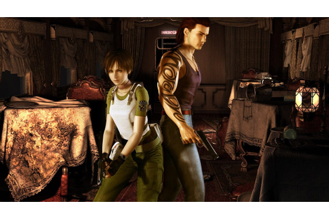 13 Minutes of Resident Evil Zero HD Gameplay - TGS 2015 ...