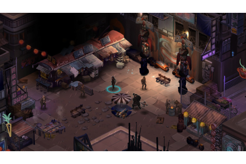 GameTest – Shadowrun Returns (PC, MAC, iOS, Android ...