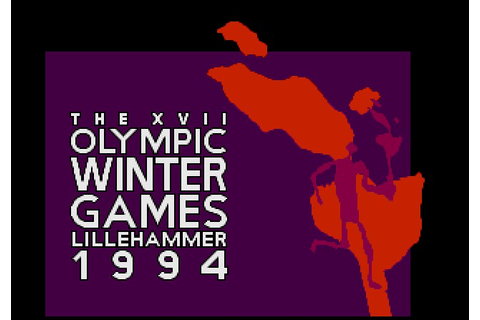 Review: Olympic Winter Games Lillehammer 1994 (Sega Mega ...