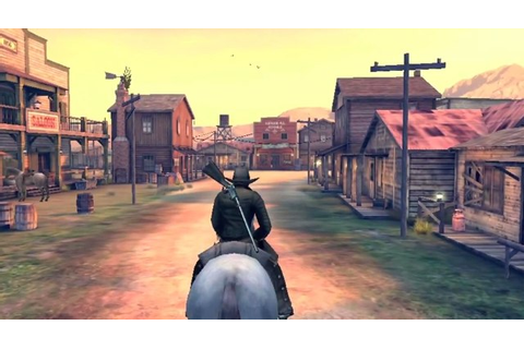 Gameloft Releases New Trailer For Wild West Adventure Six ...