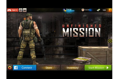 Unfinished Mission (Game Play) | Best Android Games 2016 ...