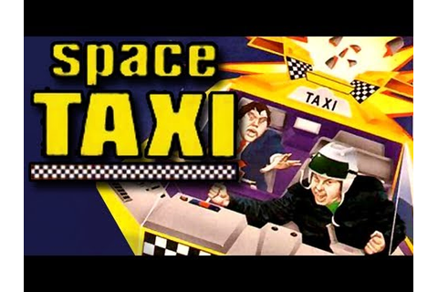 LGR - Space Taxi - Commodore 64 Game Review - YouTube