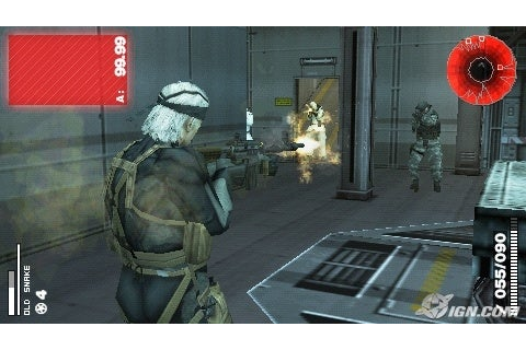 Metal Gear Solid: Portable Ops + Review - IGN