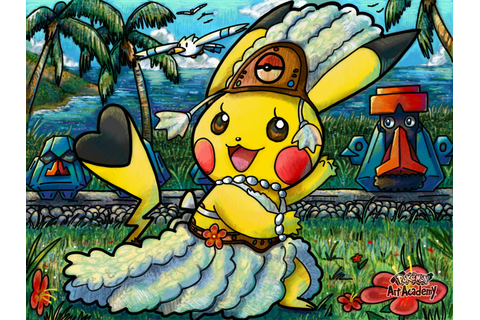 Pokémon Art Academy Competition Winners Revealed - News ...
