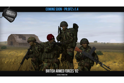 Battlefield 2 mod Project Reality adds the Falklands War ...