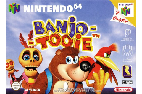 Banjo Tooie (N64 / Nintendo 64) News, Reviews, Trailer ...