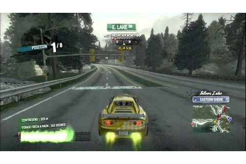 Burnout Paradise City PC game - YouTube