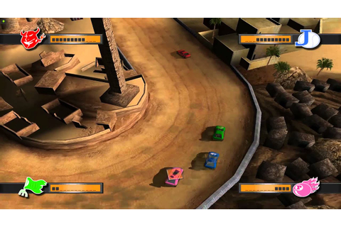 MASHED - Intense Multiplayer Car Combat! - YouTube