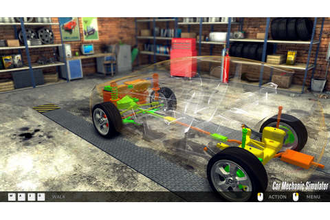 Download Car Mechanic Simulator 2014 Full PC Game