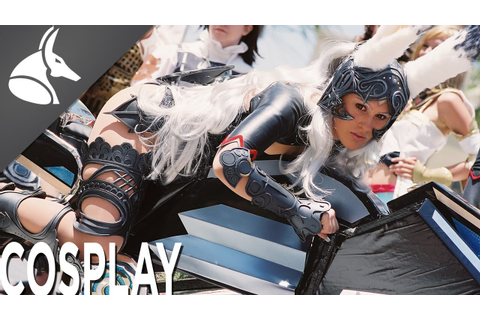 The Best Fran Cosplay from Final Fantasy Video Game - YouTube