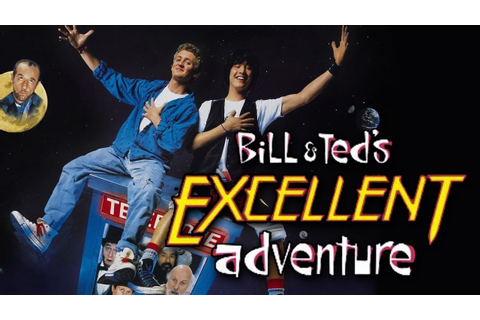 Bill & Ted's Excellent Adventure -- Review #JPMN - YouTube