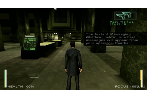 Enter the Matrix PS2 Gameplay HD (PCSX2) - YouTube