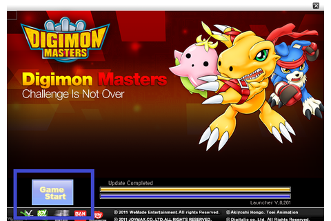 Digimon Masters Online Informations and Guides: Getting ...