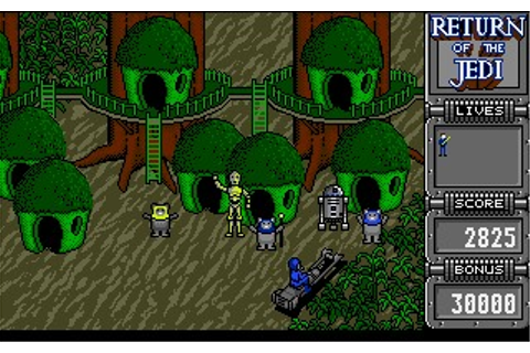 Star Wars: Return of the Jedi (Amiga) Game Download