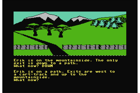 The Saga of Erik the Viking Screenshots for Commodore 64 ...