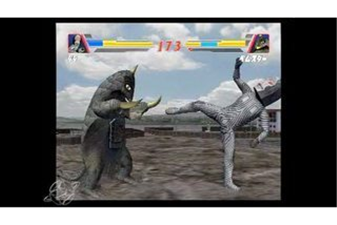 Ultraman Fighting Evolution 2 - PlayStation 2 - IGN