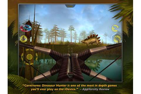 Carnivores: Dinosaur Hunter on the App Store