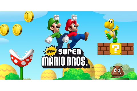New Super Mario Bros. | Nintendo DS | Games | Nintendo